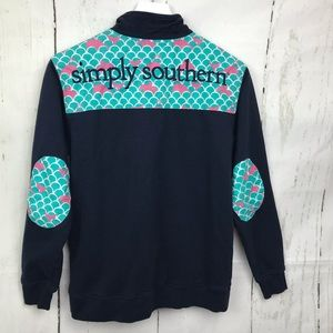 Simply Southern Quarter Zip Pullover